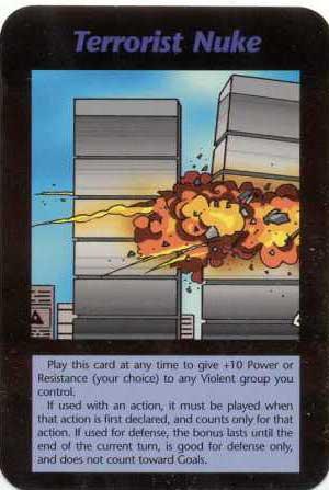 Steve Jackson 95' JUEGOS DE CARTAS PREMONITORIAS Carta2terrorist_nuke