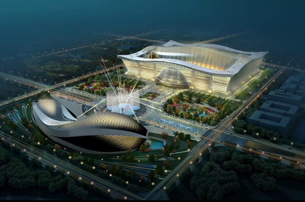 Najlepše svetske građevine - Page 3 New-Century-Global-Centre-of-Chengdu-in-China