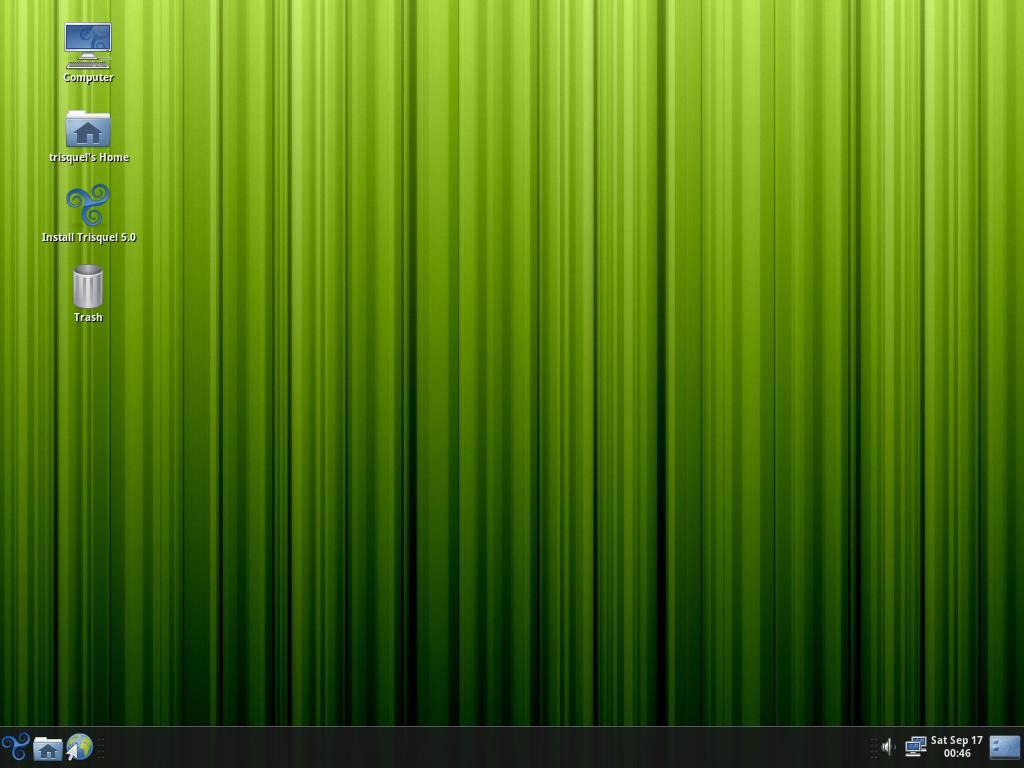 Trisquel 5.0  Desktop_0