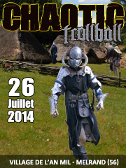 Chaotic Trollball le 26 juillet 2014 à Melrand (56) Affiche-chaotic-trollball-2014