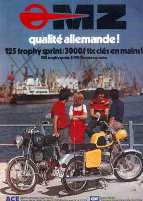Trophy Sprint : késako ? 1975_125TS