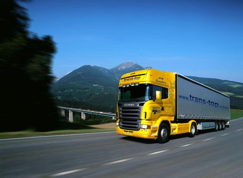 Kamioni  Scania