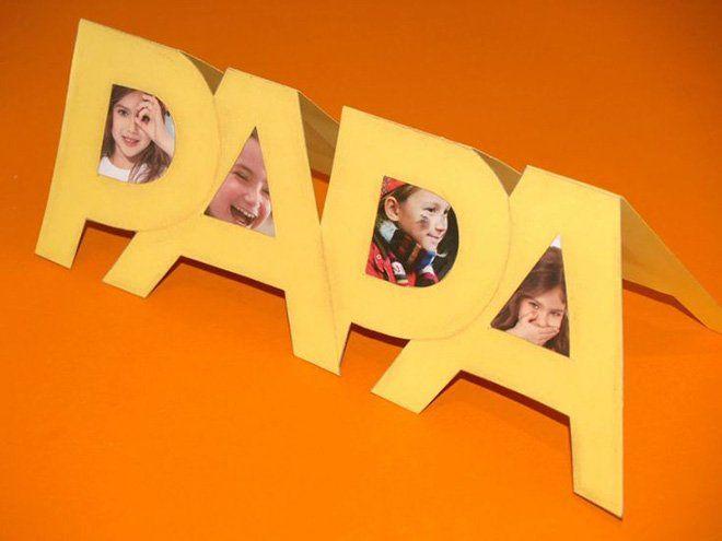 Ayuda - Regalo del Día del Padre Manualidad-dia-del-padre-marco-fotos-papel