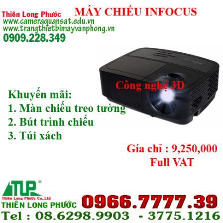 Chương trình khuyến mãi máy chiếu INFOCUS IN220 giá chỉ 9.250.000 Full VAT và INFOCUS IN222 giá chỉ 10,700,000 Full VAT. Image_905267_c474d139-8ce0-465e-a570-bdd7a0731345