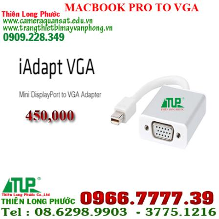 Adapter Mini Display Port to VGA (from Apple) Image_958792_a7539c20-1dea-4555-bdf5-431c86b8f0a8