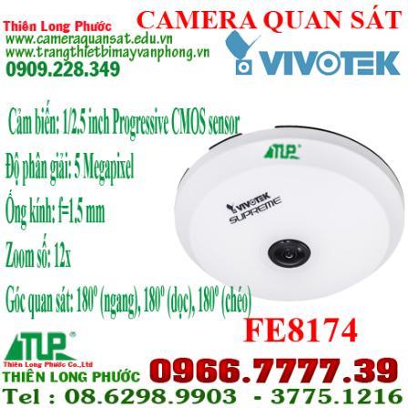 Camera IP Dome Vivotek FE8174 Image_995260_4a602167-db05-47a5-aeac-50b6f5c54555