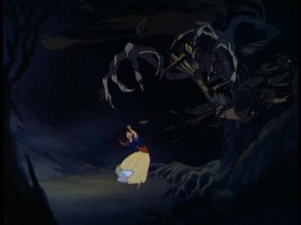 Les âges d'or des Walt Disney Animation Studios Snow-white-forest