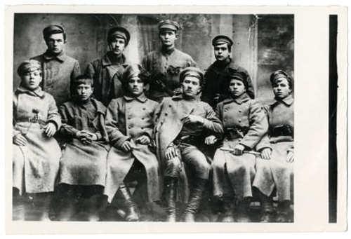 Радьков А.Г. — Части особого назначения (1919-1924) 8503bab5