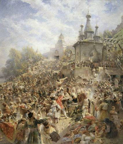 Хорошкин Я.М. — Бои на территории Нижегородской области (1608-1612 г.г.) Bce2bab5