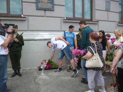 22 июня 2016 год, открытие мемориальной доски генерал-майору Ерёмину С.И. 40825875