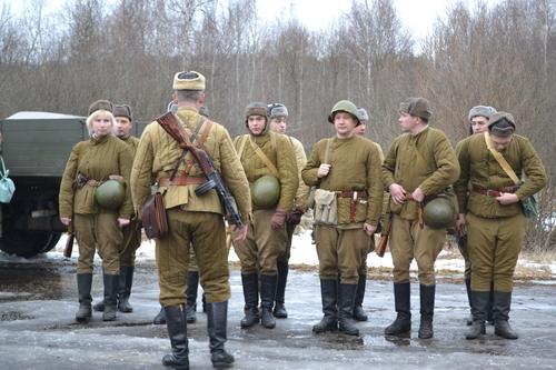 Первый Сталинский удар, Ковров 18 января 2020 7cfb52e5