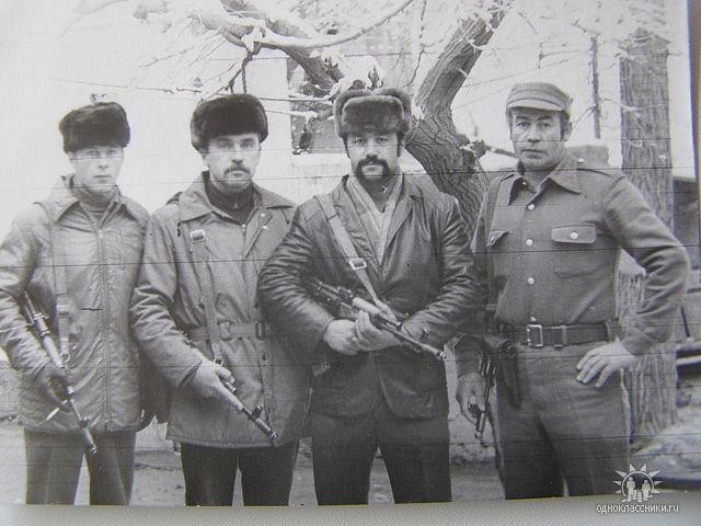 Отряд  специального назначения МВД СССР в Афганистане (1980—1983). 1de853e5