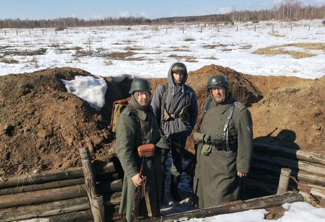 Ковровский район, тактическое поле Н-ской воинской части, манёвры, 23 марта D31479c5