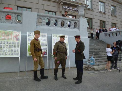 22 июня 2016 год, открытие мемориальной доски генерал-майору Ерёмину С.И. 9f725875