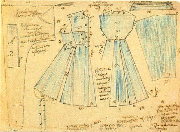 Дамское платье 1 Мировая 1f20dc85