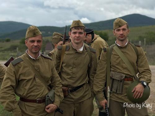 V Крымский военно-исторический фестиваль 2018! Ba7d1ab5