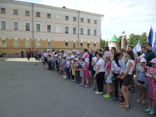 22 июня 2016 год, открытие мемориальной доски генерал-майору Ерёмину С.И. 20825875