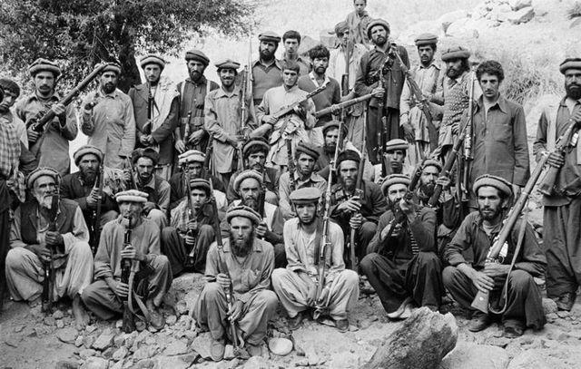 Моджахеды, вооруженная оппозиция. 439953e5