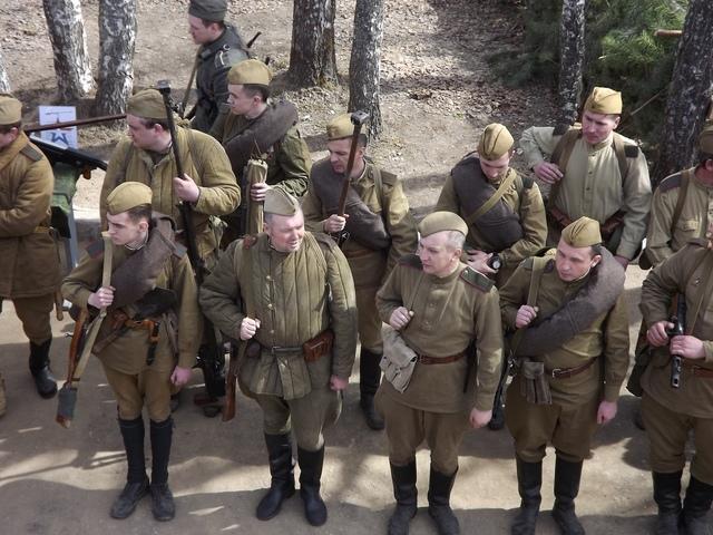 75 годовщина Ленинградско-Новгородской операции г. Ковров 89e3cbc5
