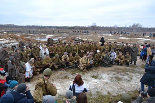 Первый Сталинский удар, Ковров 18 января 2020 8dfb52e5
