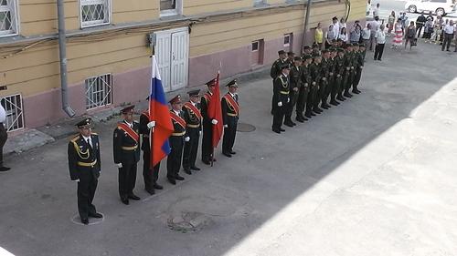 22 июня 2016 год, открытие мемориальной доски генерал-майору Ерёмину С.И. C0825875