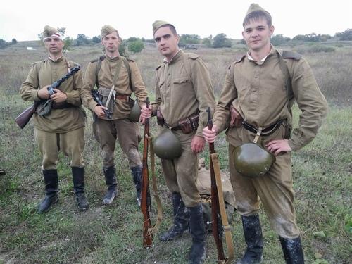 V Крымский военно-исторический фестиваль 2018! D2f01ab5