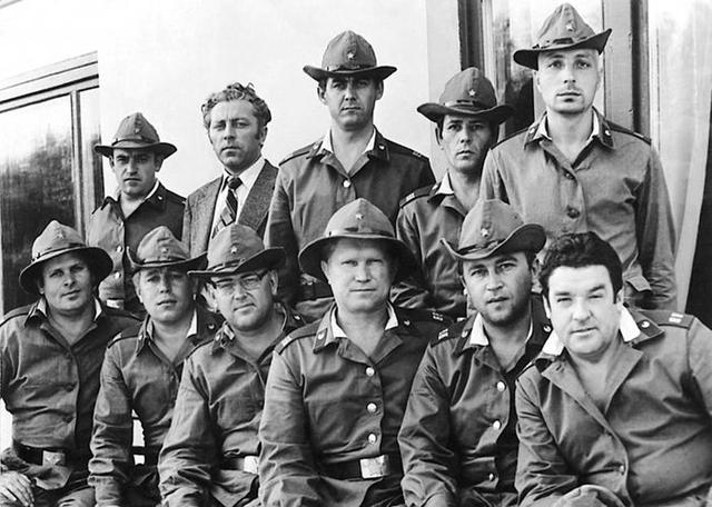 Отряд  специального назначения МВД СССР в Афганистане (1980—1983). 0fe853e5