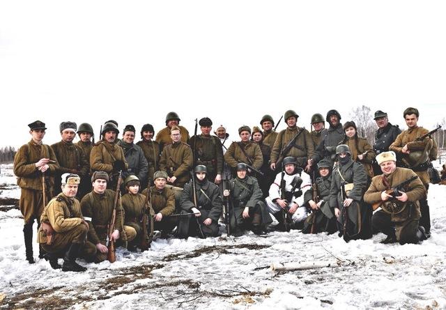 Ковровский район, тактическое поле Н-ской воинской части, манёвры, 23 марта 85ec79c5