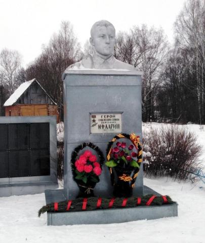 Акция посвящённая 75 летию подвига М.Ф. Ларина Dd1a13e5