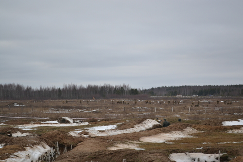 Первый Сталинский удар, Ковров 18 января 2020 5dfb52e5