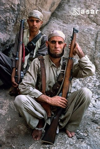 Моджахеды, вооруженная оппозиция. D09953e5