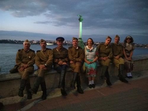 V Крымский военно-исторический фестиваль 2018! C977f9b5