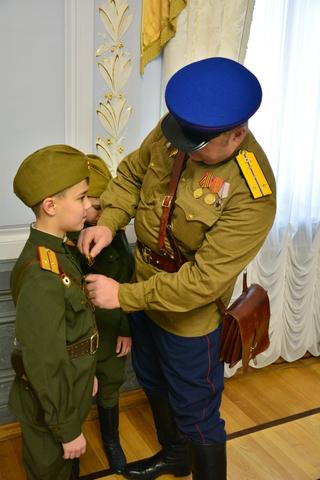 8-й Георгиевский кавалерский праздник, День Героев Отечества A665d0c5