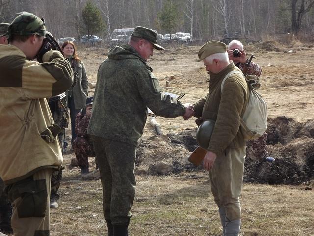 75 годовщина Ленинградско-Новгородской операции г. Ковров Dae3cbc5