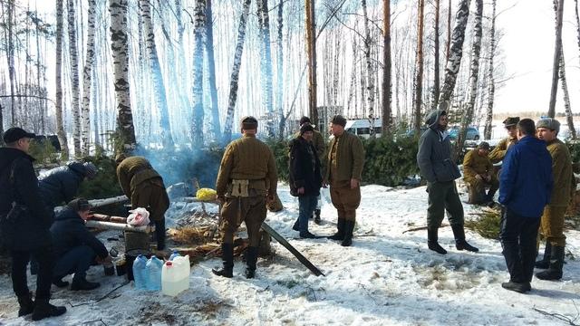 Ковровский район, тактическое поле Н-ской воинской части, манёвры, 23 марта B40479c5