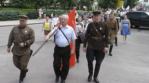 22 июня 2016 год, открытие мемориальной доски генерал-майору Ерёмину С.И. A2825875