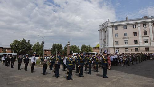 22 июня 2016 год, открытие мемориальной доски генерал-майору Ерёмину С.И. 1c4dc675