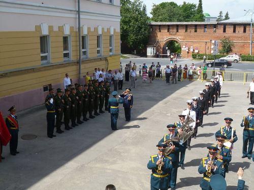 22 июня 2016 год, открытие мемориальной доски генерал-майору Ерёмину С.И. Df725875
