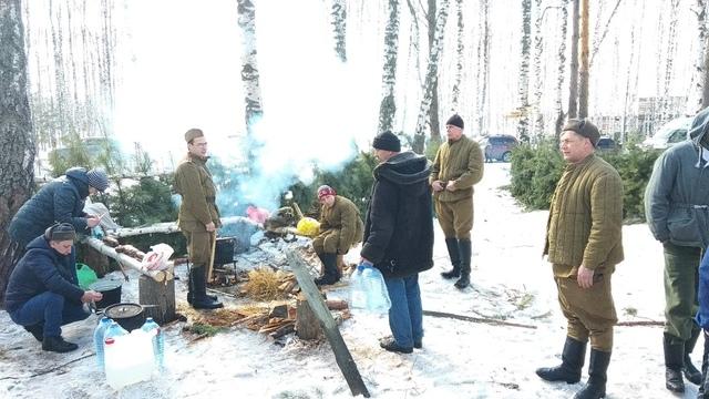 Ковровский район, тактическое поле Н-ской воинской части, манёвры, 23 марта F40479c5