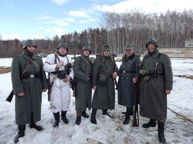 Ковровский район, тактическое поле Н-ской воинской части, манёвры, 23 марта 531479c5