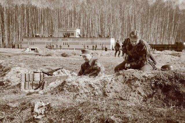 75 годовщина Ленинградско-Новгородской операции г. Ковров 6713dbc5
