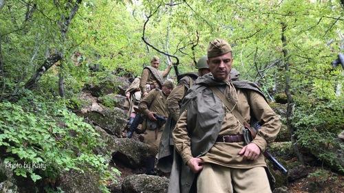 V Крымский военно-исторический фестиваль 2018! 1b7d1ab5