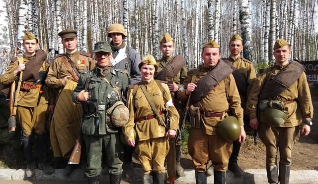 75 годовщина Ленинградско-Новгородской операции г. Ковров D404cbc5