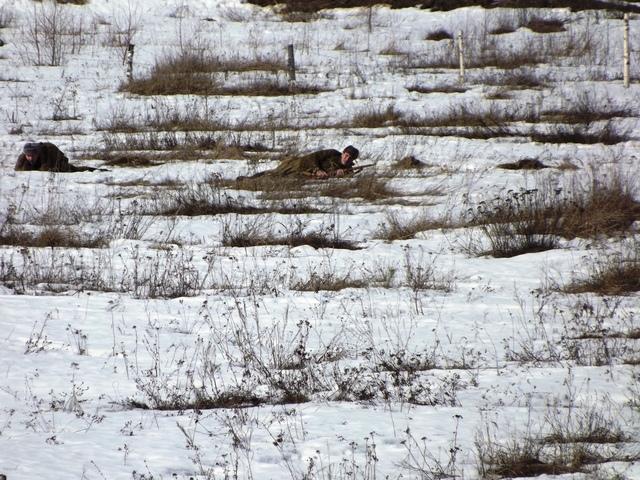 Ковровский район, тактическое поле Н-ской воинской части, манёвры, 23 марта F31479c5