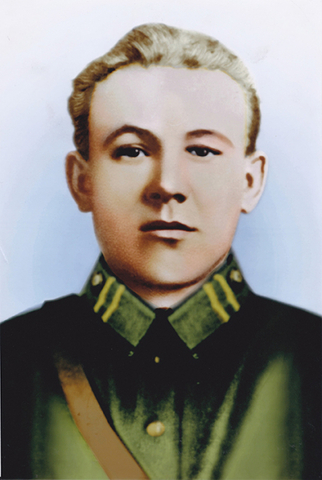 Акция посвящённая 75 летию подвига М.Ф. Ларина Ec1a13e5