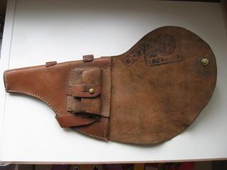 Кобура для револьвера Нагана (ПМВ) - 4. D9af0075