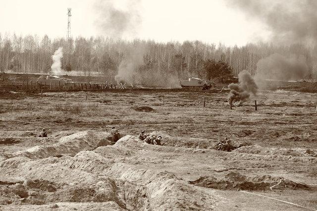 75 годовщина Ленинградско-Новгородской операции г. Ковров Bd03dbc5