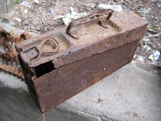 Ящики для пулемётных лент Вермахт. 1b77b075