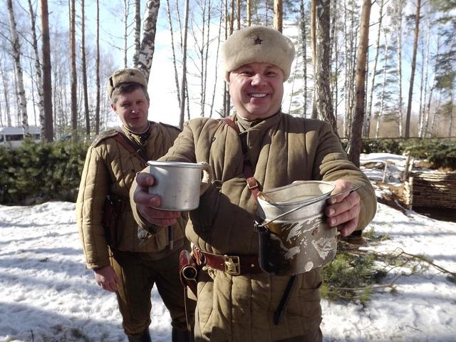 Ковровский район, тактическое поле Н-ской воинской части, манёвры, 23 марта 760479c5