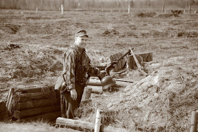 75 годовщина Ленинградско-Новгородской операции г. Ковров 2713dbc5